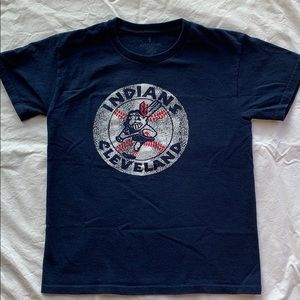 Cleveland Indians Boys Tee